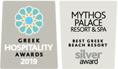 GHA 2019 - Best Greek Beach Resort