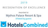Hotels Combined - Recognition of Excellence 2019